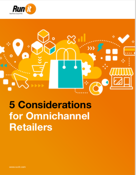 5 Considerations for Omnichannel Retailers eBook